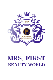 MRS. FIRST BEAUTY WORLD